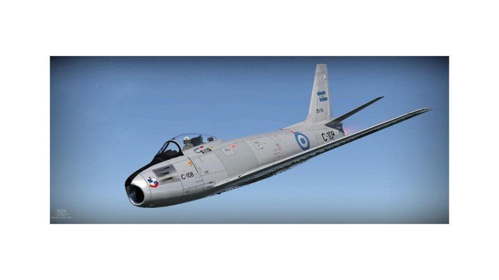 Sabre F86 F-3