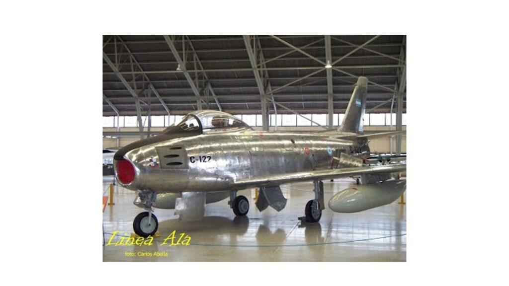 Sabre F86 F-5