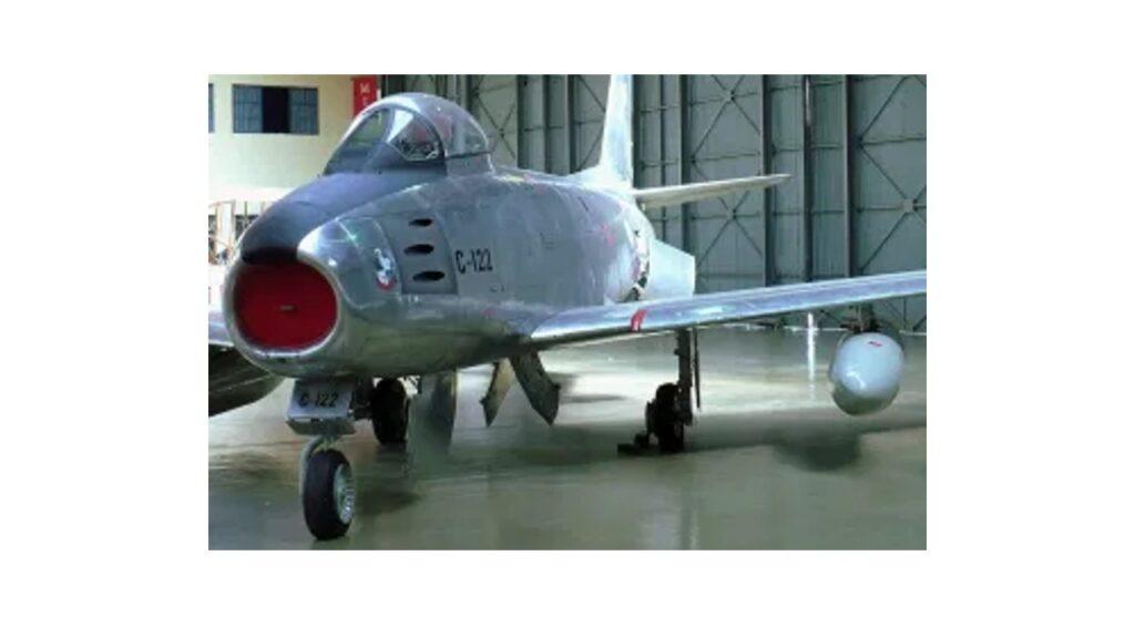 Sabre F86 F-6