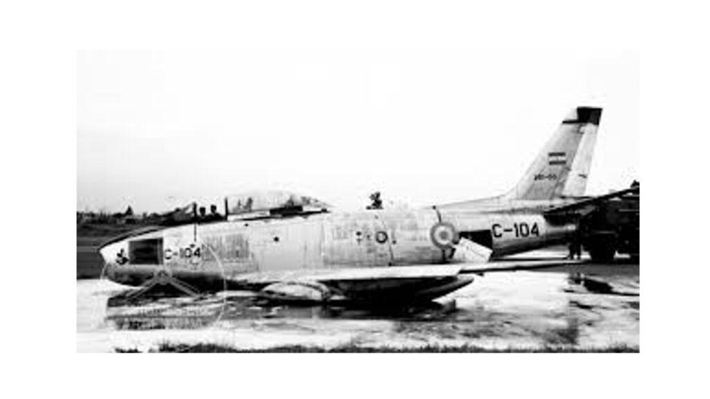 Sabre F86 F-9