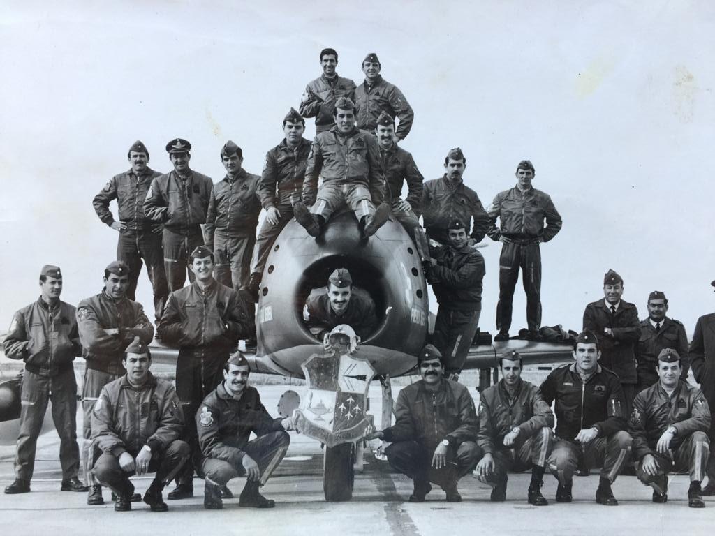 Sabre F86 F-28