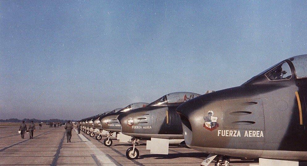 Sabre F86 F-29